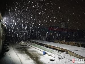冬天打雷雷打雪