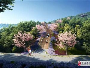 点赞!寻乌即将新增一个山地生态景观公园!