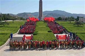 【2021—012】清明节大青山革命纪念馆扫墓活动公告清明节即将到来,为缅怀革命先烈,弘扬民族主义