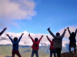 4月25号圆梦西藏18天八人订制高端商务自由行正式拉开帷幕!
