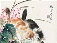 """""""猫王""""孙菊生:是画画让我活到了105岁"""