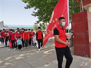 二零二一【011】点点义工上冶分会红心献给党爱心敬老人活动