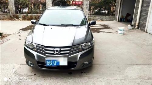 2012款本田锋范汽车