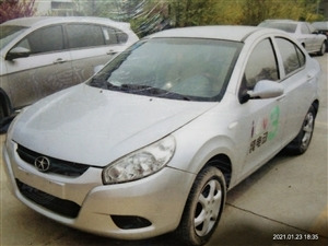 2012江淮锂电池电动汽车出售