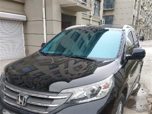 青州二手车,青州本田CRV2.0  2012款