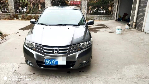 2012款本田鋒范汽車