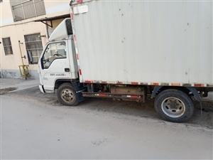 福田小卡箱式货车