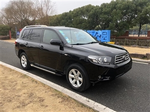 (X003)丰田汉兰达SUV