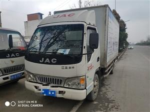 2015年的江淮康玲4.2米箱貨轉讓