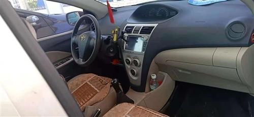 丰田威驰1.3