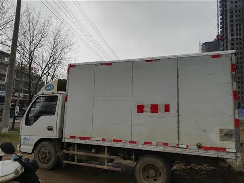 江淮3.8米箱货车出售13865853877