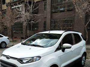 福特翼博2013款自動高配私家車出售