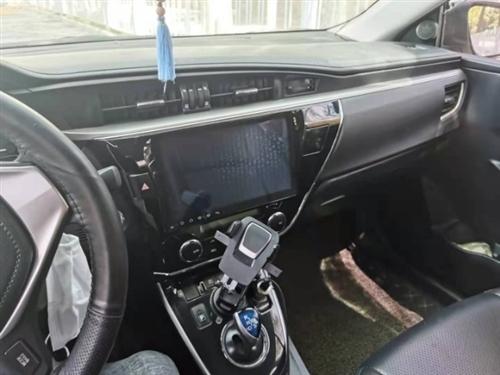 豐田卡羅拉1.8雙擎