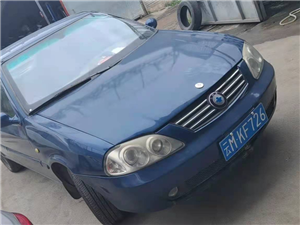 上海华普朗风轿车