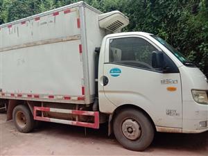 程力冷藏车,集装箱。