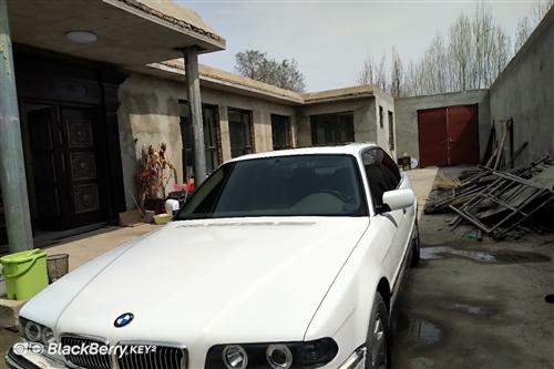 寶馬728il六缸自然吸氣一口價15000