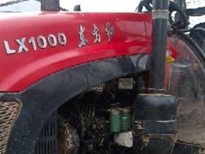 东方红拖拉机1000