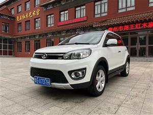 青州一手长城M4,精品车况,无事故,保险全险到明年
