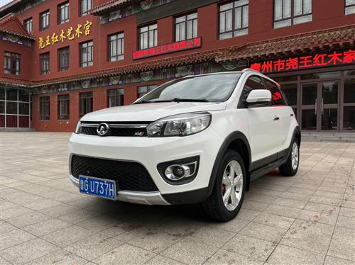 青州一手長城M4,精品車況,無事故,保險全險到明年