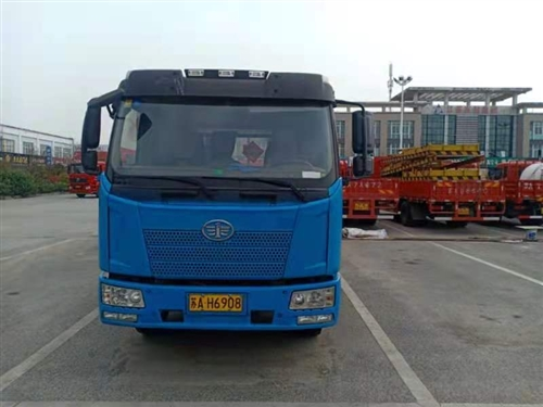 一汽解放10吨国4货车
