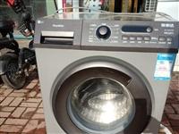 二手滚筒洗衣机,耐用性好!洗衣干净!有需要的联系哦!免费送货哦!