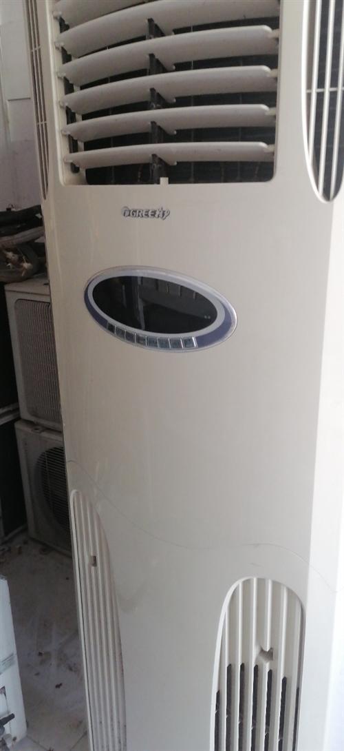 二手柜机空调,2匹/3匹制冷效果好!有需要的免费安装送货噢!