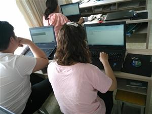 鎧諾汝州校區EXL辦公軟件課開始了