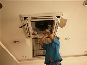 蓟州区空调移机,维修,加氟回收服务