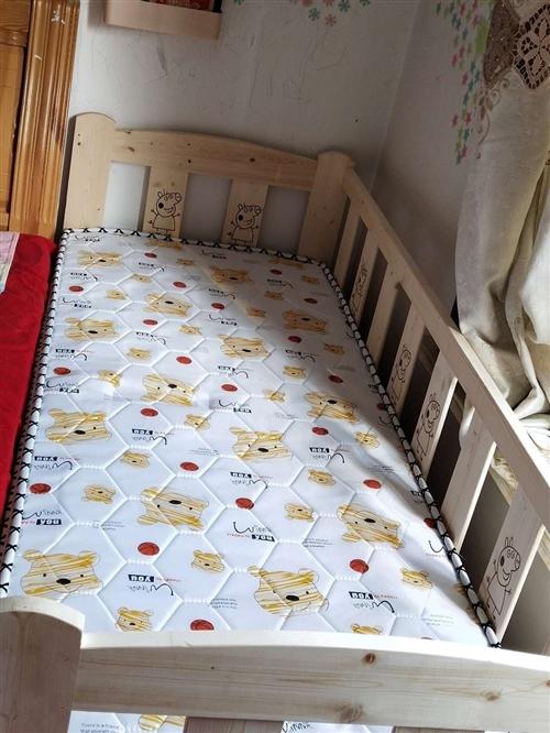 拼接床,180*60,给孩子买了新的学习桌,没地方放了,转给需要的朋友。