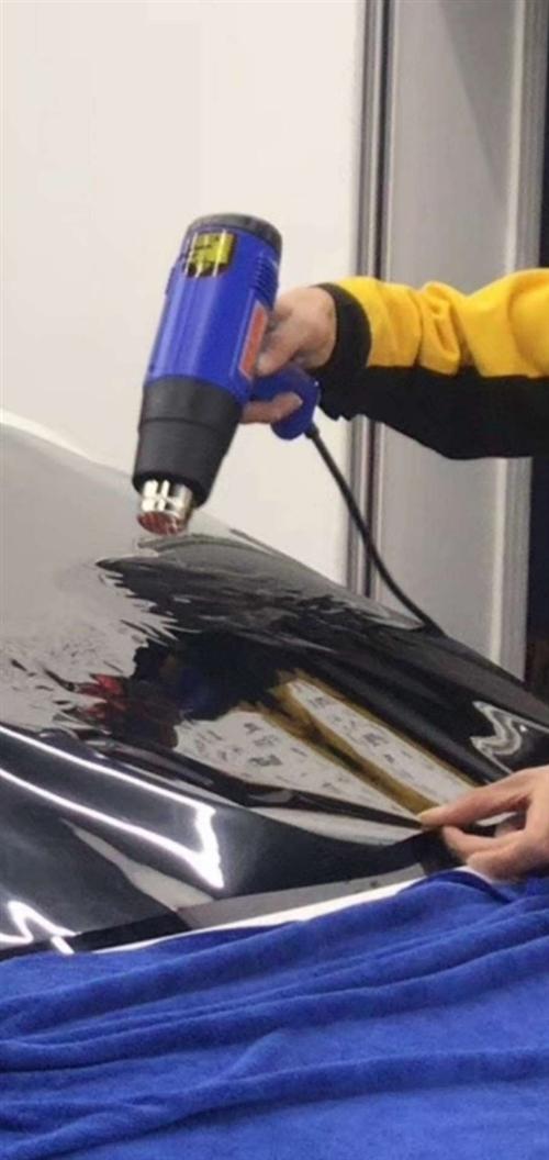 汽车贴膜换膜优惠的