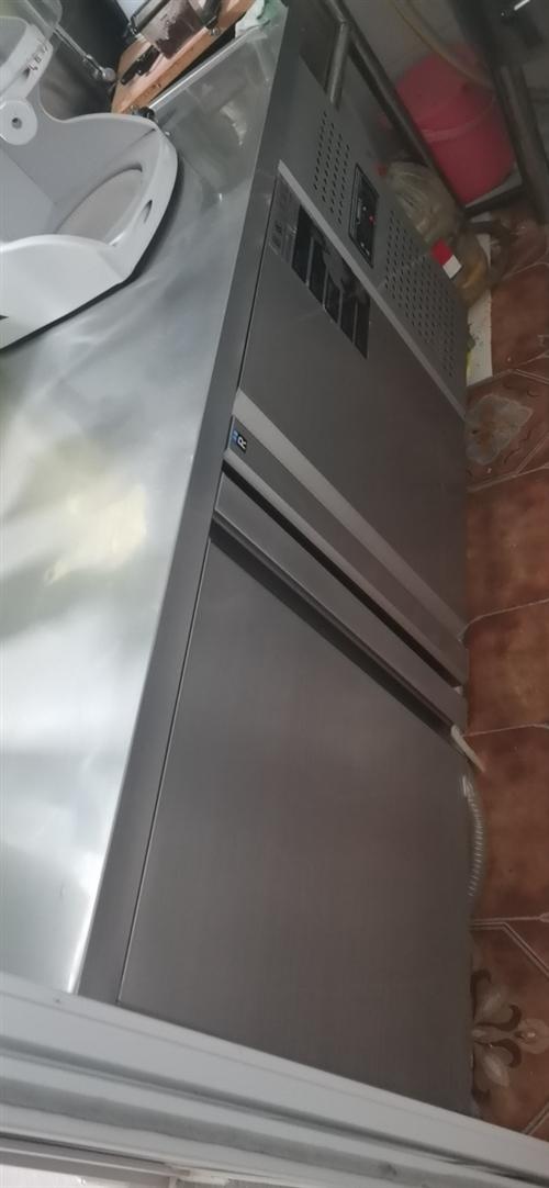 冷藏冷冻一体机
