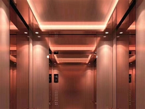电梯装饰商场扶梯装修客梯内部装饰新旧电梯翻新定做