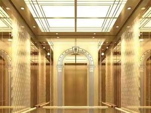 酒店电梯装饰商场扶梯装修客梯内部装饰新旧电梯翻新定