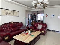 绿景苑板高167平房屋低价急售全屋实木家具4室3厅2卫80万元