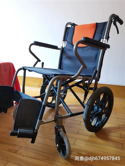 鱼跃轮椅可折叠轻便   小体积     669买的  成色自己看   没用几次