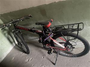95新自行车,白马自提150元不还价,已经**了,