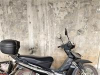 14年十月份110二轮摩托车,保养的很好,成色好