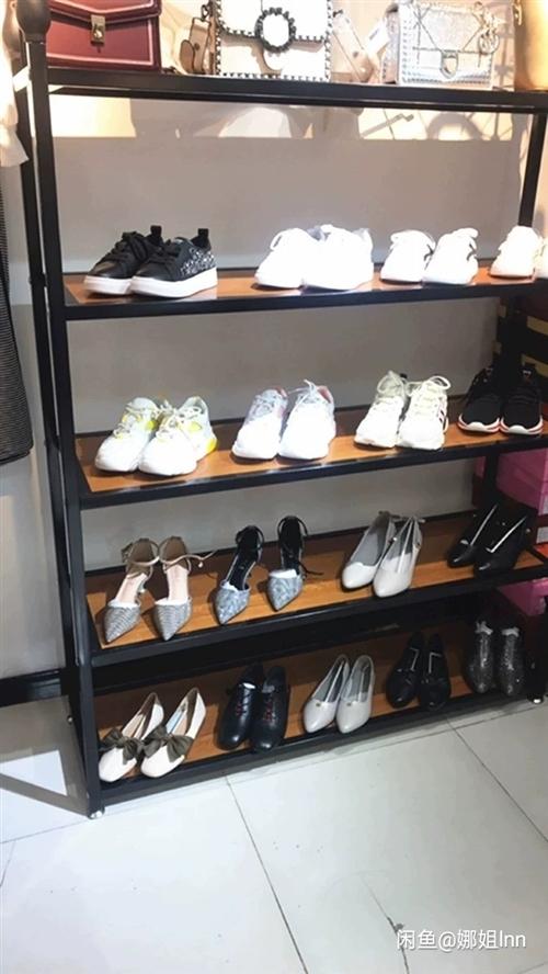 本人已有事,买了一套鞋架用了不到一个月,便宜处理,有6组
