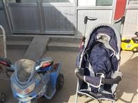 闲置婴儿,儿童各种车,在家占地方,半卖半送,有需要的联系我,