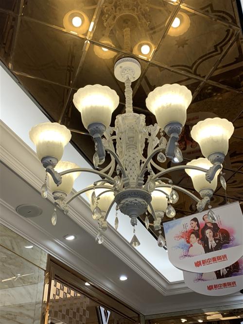 灯具 吊灯具轨道灯 射灯等特价处理新中源陶瓷现店面升级 所有灯具,特价处理。吊灯、 轨道灯 、射灯 ...