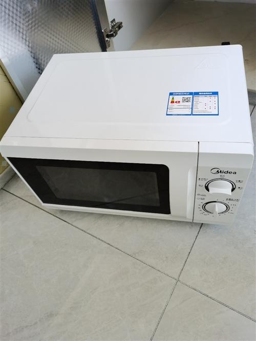 本人有一**美的微波炉,**的,一次也没用过,当时京东299买的,保真,现200左右就出,沂水的可上...