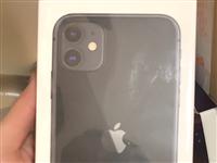 **未拆封的苹果11 64g的,用不上低价转让