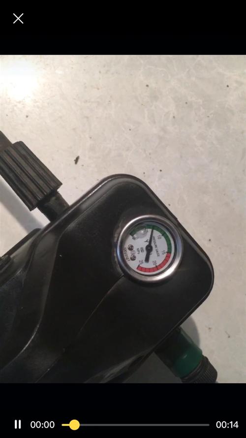 高压冲洗机,只用过几次,洗车冲地,压力超大