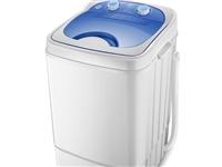 南极人半自动7kg小型洗衣机用过几天