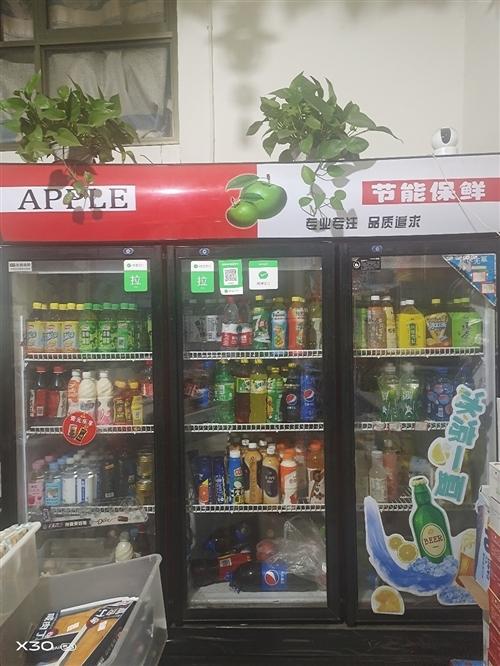 烟柜,冰柜,小吃柜全部便宜卖了,13647644209