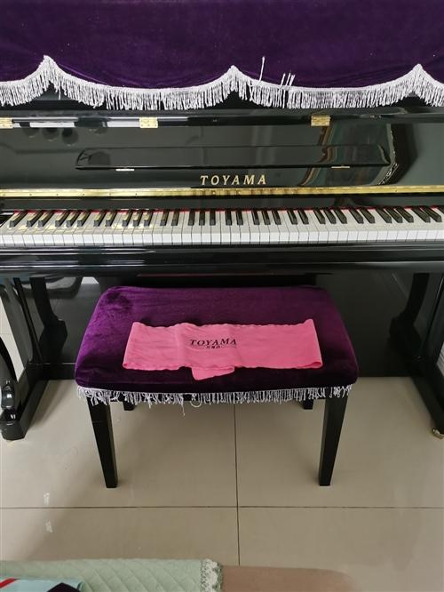托雅瑪鋼琴TX-21A,2018年購買,使用一年多在家閑置欲出售