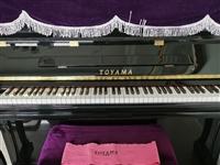托雅玛钢琴TX-21A,购买三年多,音色柔和通透,在家闲置欲出售