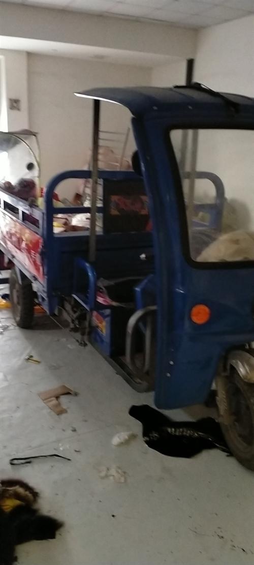 本人出售一辆72v58安的三轮车一辆有需要的可以看车