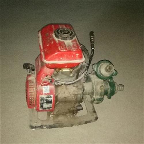 闲置汽油机水泵一台,功能一切正常,因土地征收没土地种了现闲置在家便宜出了,有需要的200元带走,地址...
