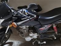 2手摩托车机头150C广本4000多公里